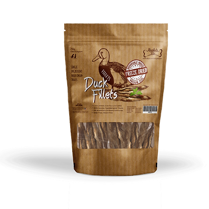 Absolute Bites Freeze Dried Duck Fillet 70g