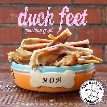 The Barkery - Duck Feet 100/200g