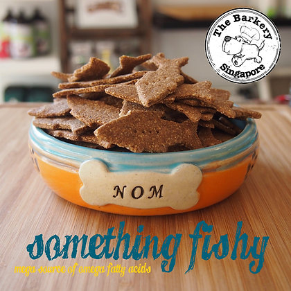 The Barkery - Something Fishy 100/200/450g