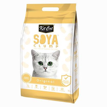 Kit Cat SoyaClump Original SoyBean Litter 7l