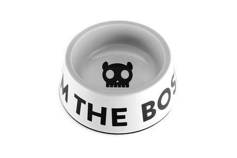 ZEE.DOG Feeding Bowl (Boss White)