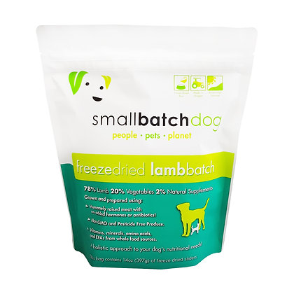 SmallBatch Lamb Sliders 14oz