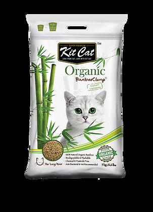 Kit Cat Organic Bamboo Clump (Long Hair) 3kg