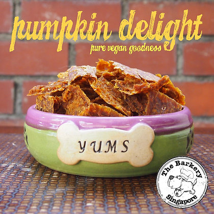 The Barkery - Pumpkin Delight 80/200g
