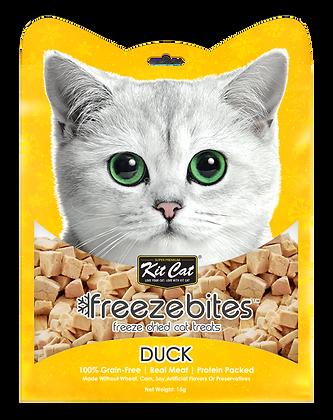 Kit Cat Freeze Bites Duck 15g
