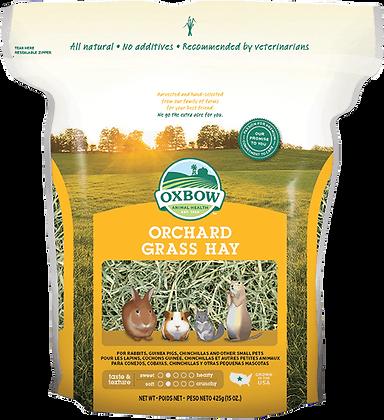 Oxbow Orchard Grass 15oz / 40oz
