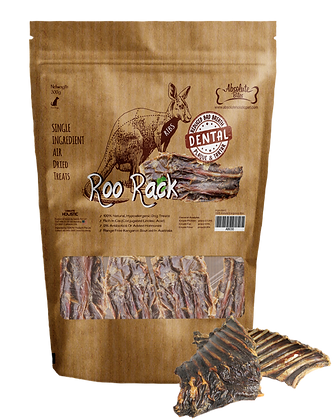 Absolute Bites Roo Rack 300g