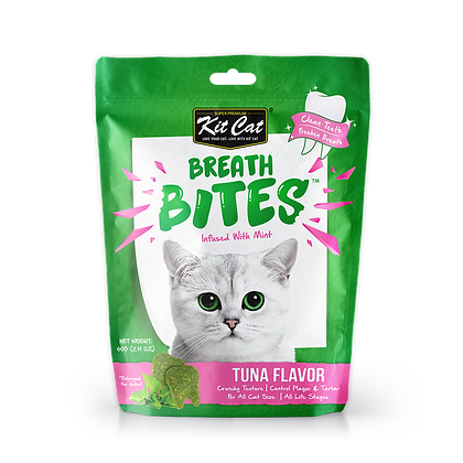 Kit Cat Breathbites Tuna 60g