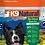 Thumbnail: K9 Natural Lamb Feast Freeze Dried Dog Food 1.8kg