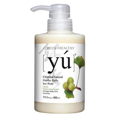 YU Gingko Baby Pets Formula Pets Shampoo (2 Sizes)
