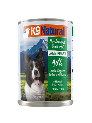 K9 Natural Lamb Canned 370g