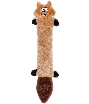 ZippyPaws Jigglerz Chipmunk Pup Soft Toy
