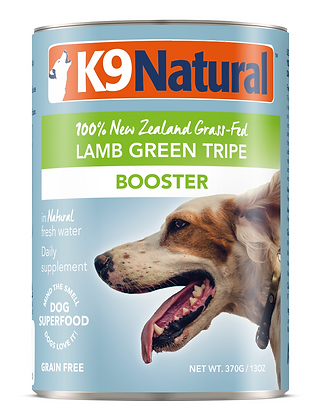 K9 Natural Lamb Green Tripe Booster Canned 370g