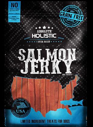 Absolute Holistic Grain Free Salmon Loin Strip 100g