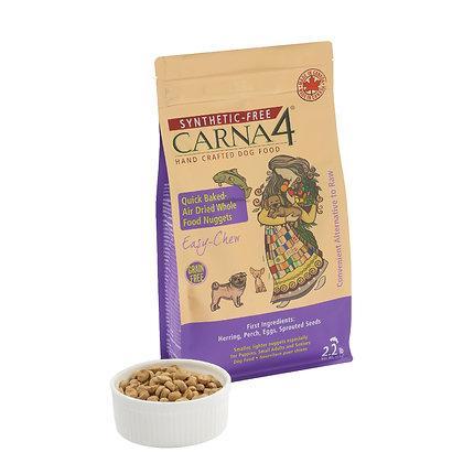 Carna4 Fish Air Dried Nuggets 4.4lbz/70.4oz