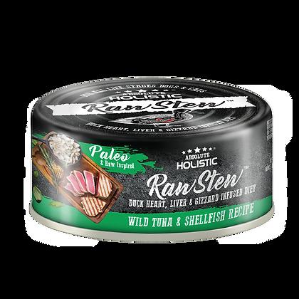 Absolute Holistic RawStew (Tuna & ShellFish)