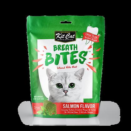 Kit Cat Breathbites Salmon 60g