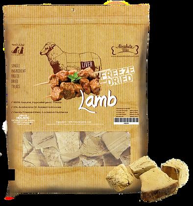 Absolute Bites Freeze Dried Lamb Treats 4oz