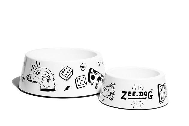 ZEE.DOG Feeding Bowl (Old Skool)