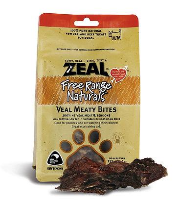 Zeal Veal Meaty Bites 125g