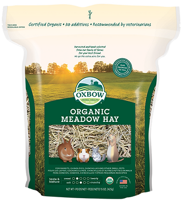 Oxbow Meadow Hay 15oz