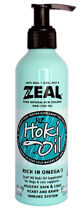 Zeal Hoki Fish Oil 220ml