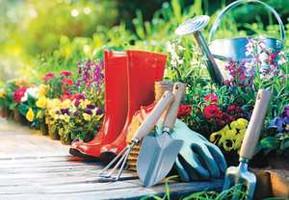 Nursery and Gardening tools