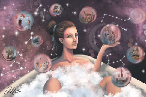 The Goddess Of The Multiverse