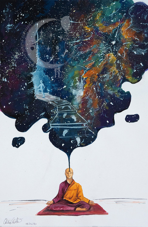 Transcendence Of The Mind By Olivia Maria Chevallier