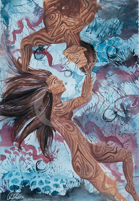 Soul Bond By Olivia Maria Chevallier