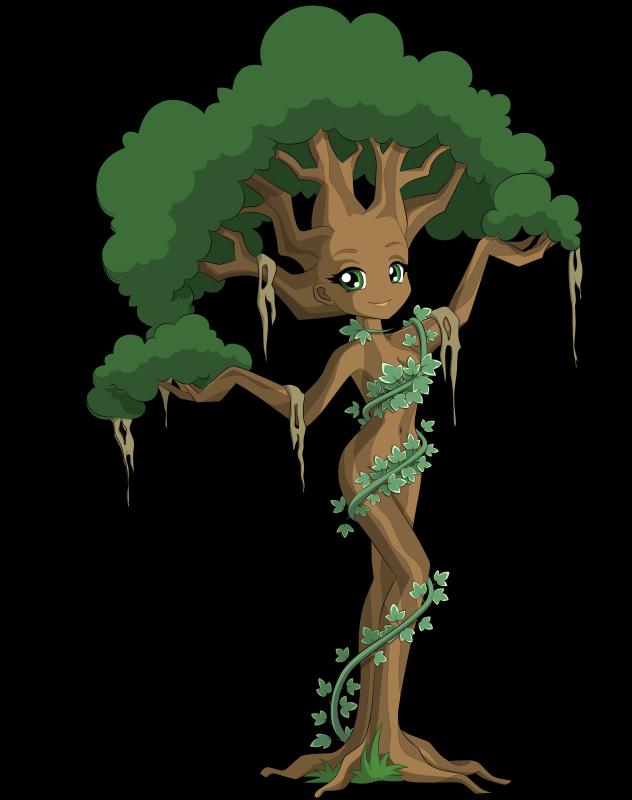 Mythical Minis- Dryad