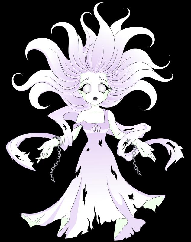 Mythical Minis- Banshee