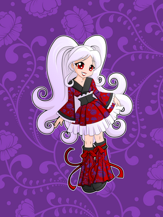 Kimono Kutie