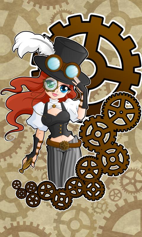 Fashion Focus: Steampunk