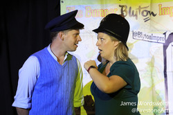 Bumper Blyton at Edinburgh Fringe 20