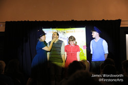 Bumper Blyton at Edinburgh Fringe 20