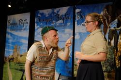 Bumper Blyton at Brighton Fringe