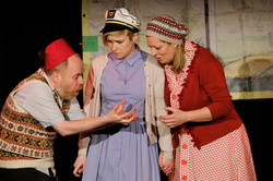 Bumper Blyton at Canal Cafe Theatre