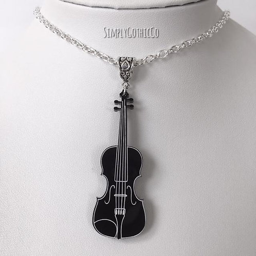 Limited Edition - Violin Necklace