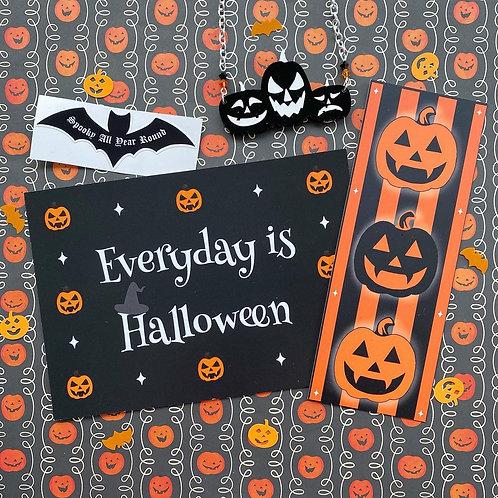 Gift Set - 'Everyday is Halloween'