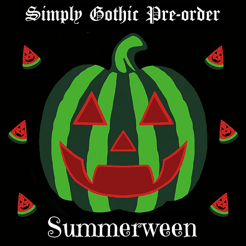 Simply Gothic Mystery Box - Summerween