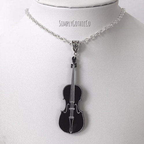 Limited Edition - Cello Necklace