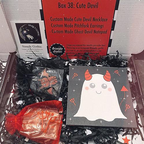Simply Gothic - Box 38: Cute Devil