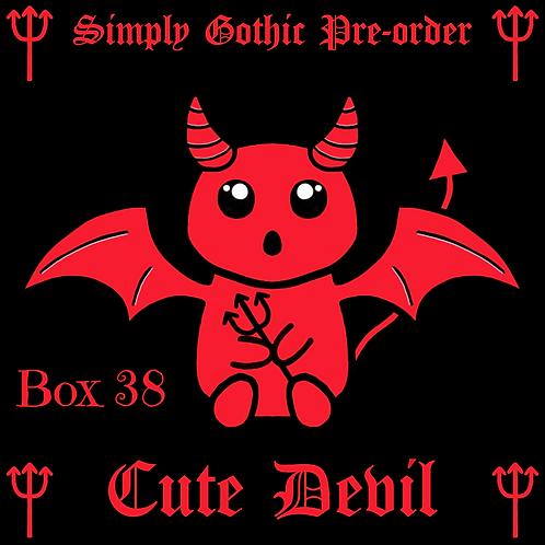 PRE-ORDER  - Simply Gothic - Box 38: Cute Devil