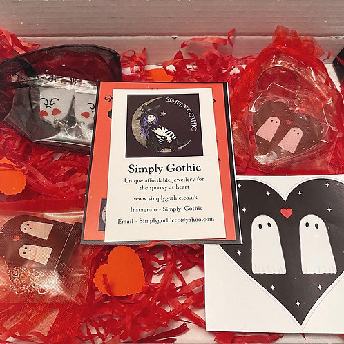 Simply Gothic Subscription - Box 36: Ghost Love