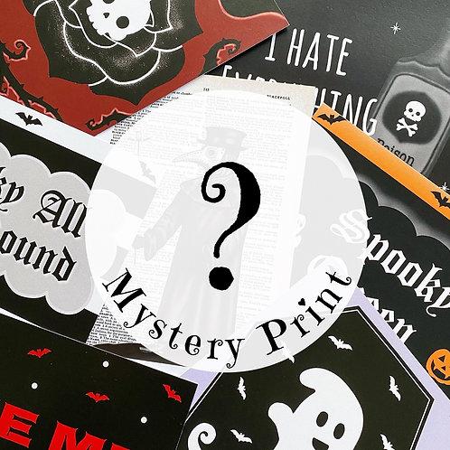 Mystery Print - Print Lucky Dip