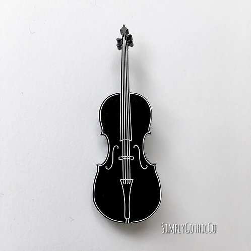 Limited Edition- Cello Brooch