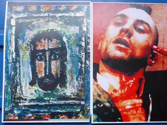 Is Martin Scorsese a (hidden) painter ?