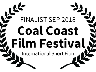 """Radio Moon"" finalist at the Coal Coast Film festival in Australia"