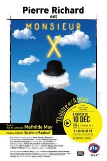 """""""Monsieur X"""" de Mathilda May : les gouaches de la vie..."""